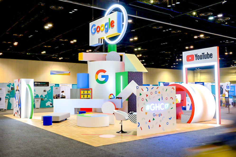 Trade Show Booth Loop : Trade show displays and booths speedpro canada