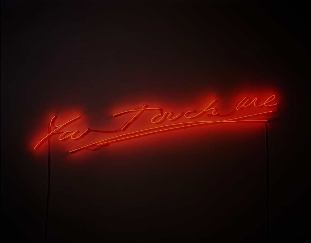 Tracey Emin - You Touch Me
