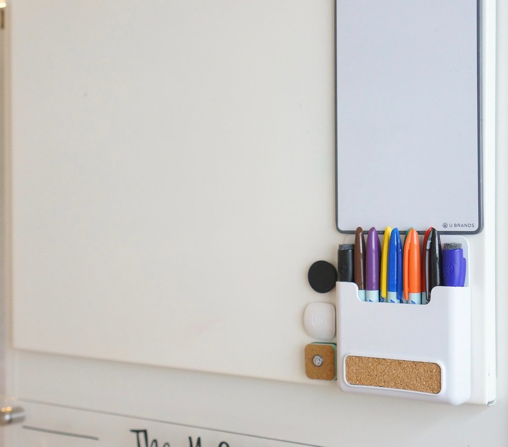 magnetic board command center