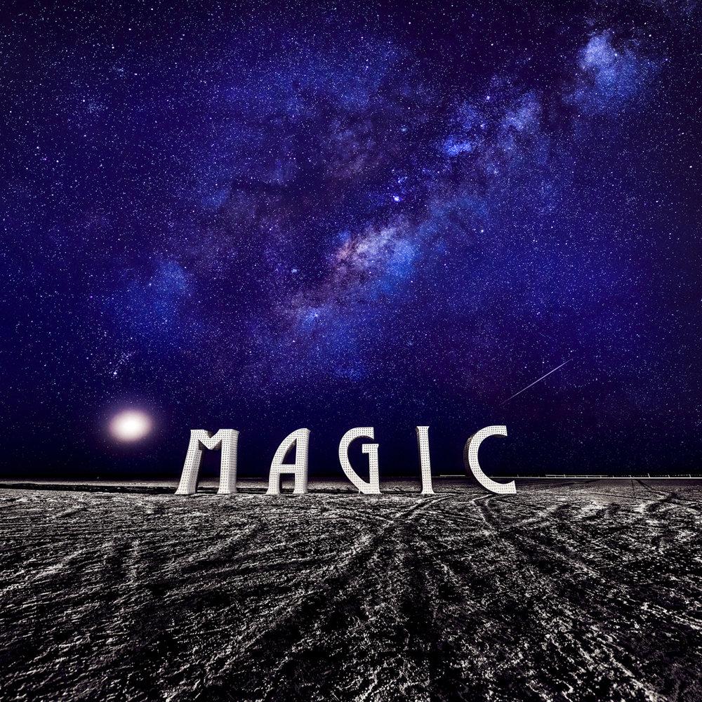 Magic  A: Laura Kimpton (2016)  PC: Peter Ruprecht