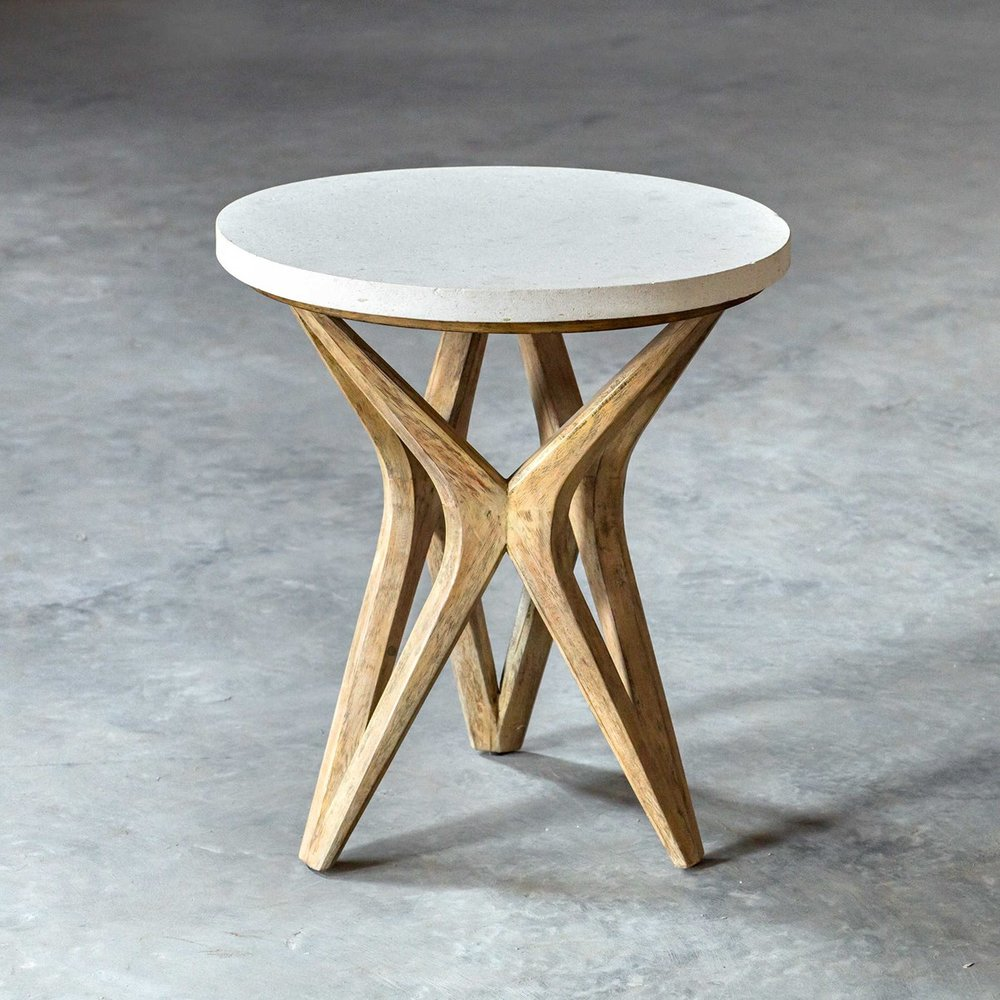 Photo: Marnie Accent Table, Uttermost