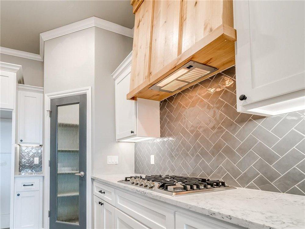 hood vent modern rustic farm style kitchen.jpg