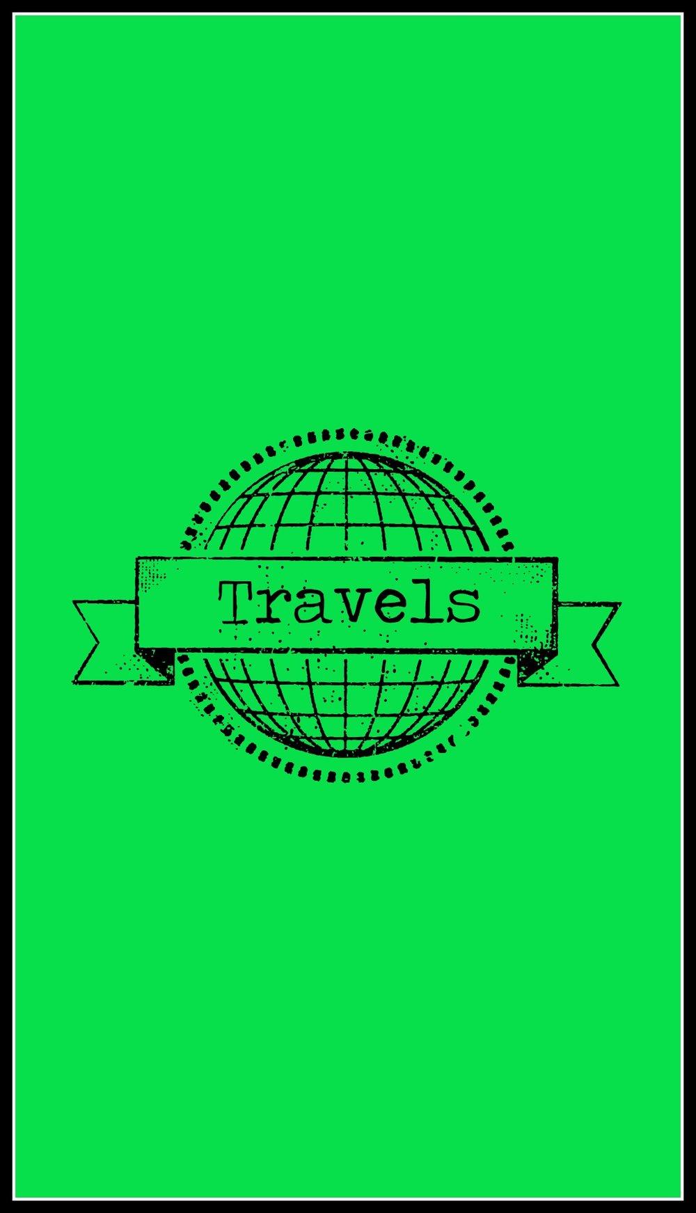 Instagram Travel Template - PrairieTaleTravels