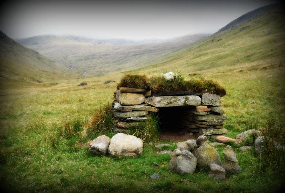 Shrine of the Cailleach, Scotland