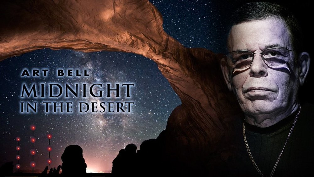 Legendary Art Bell June 17, 1945 - April 13, 2018