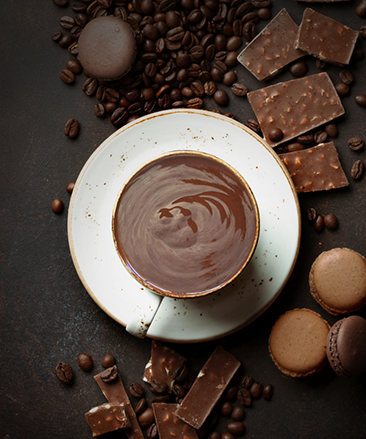 HOT CHOCOLATE -