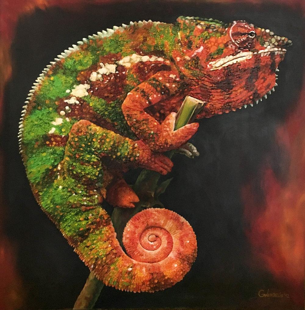 Chameleon Red