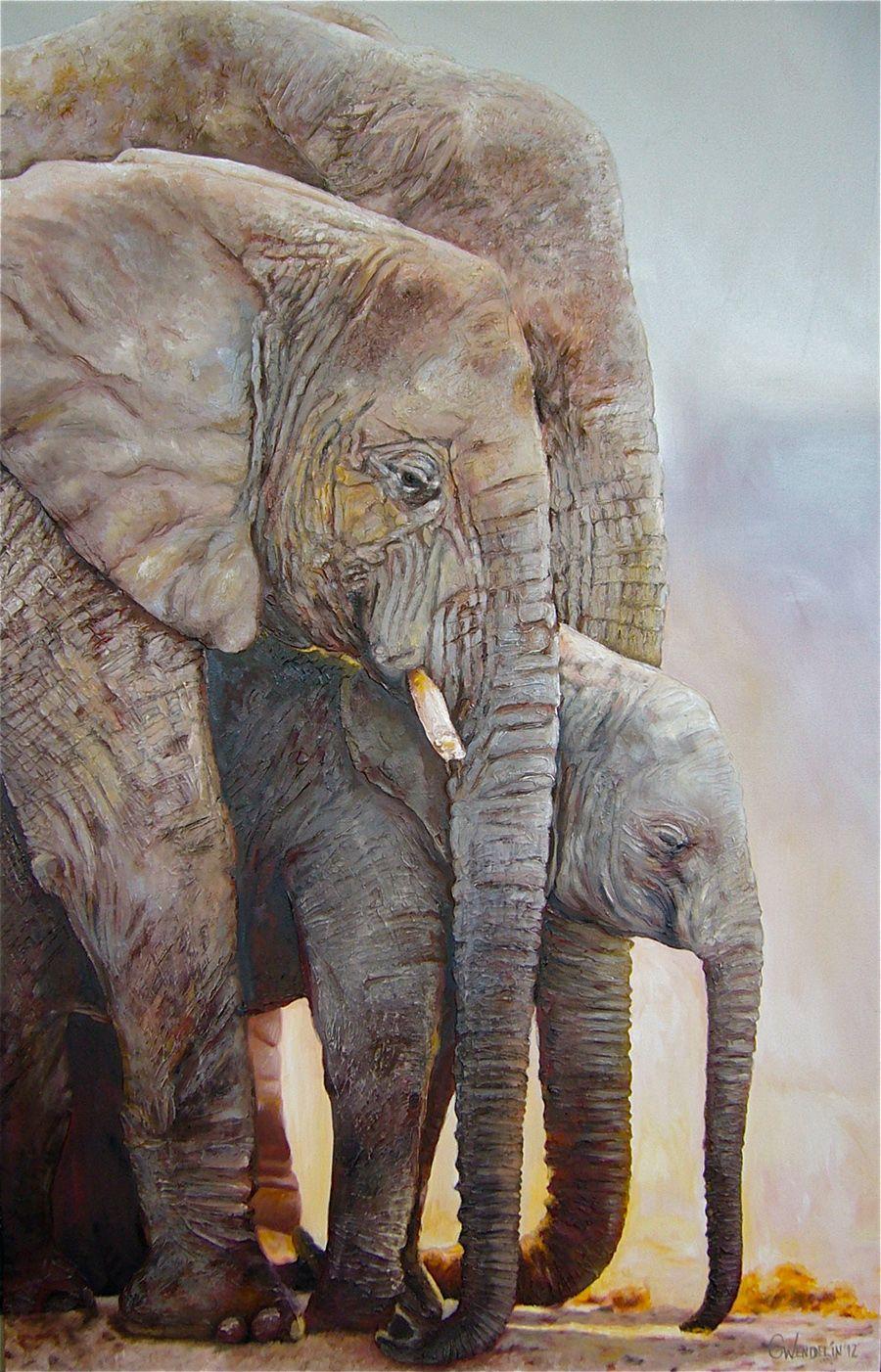 Elephants III