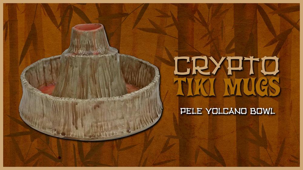 Pele Volcano Bowl