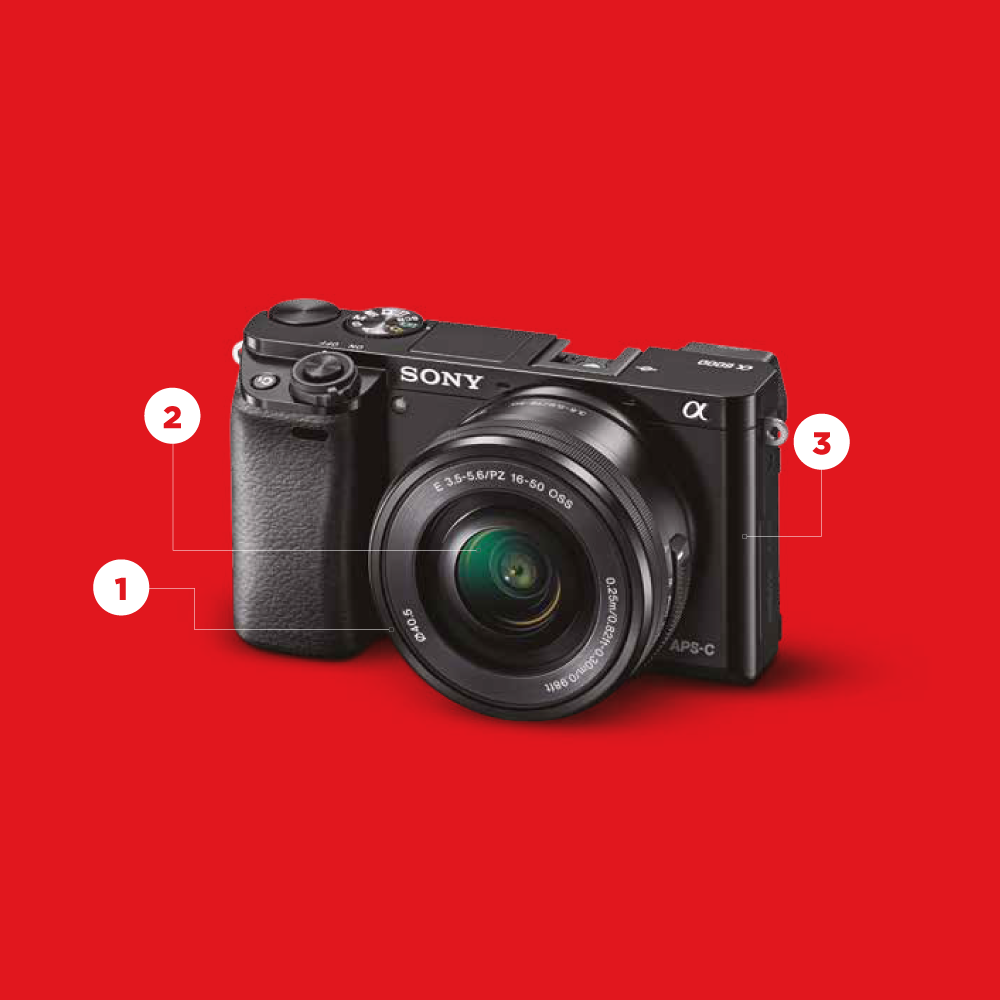 Our Experts Love – Imaging<strong>Free cameras, with one caveat – they had to review it.</strong>