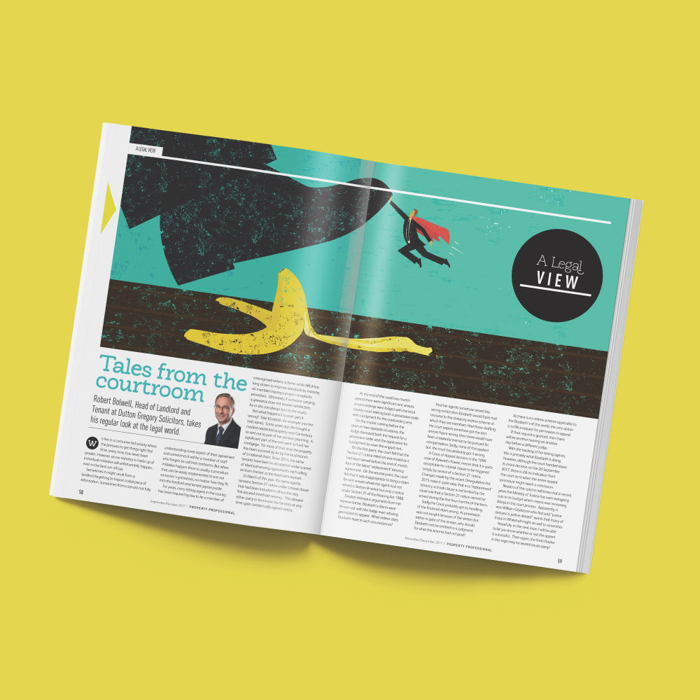 Property Professional<strong>A full magazine makeover, both inside and out.</strong>
