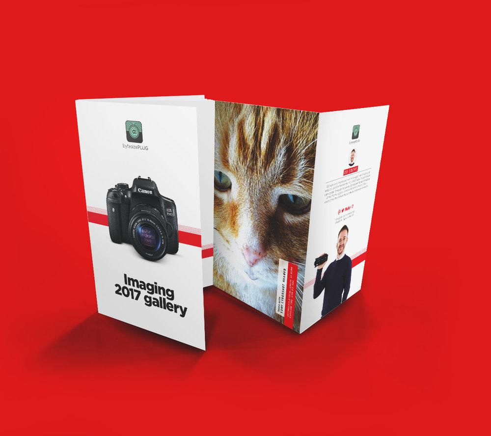 Imaging postcard gallery