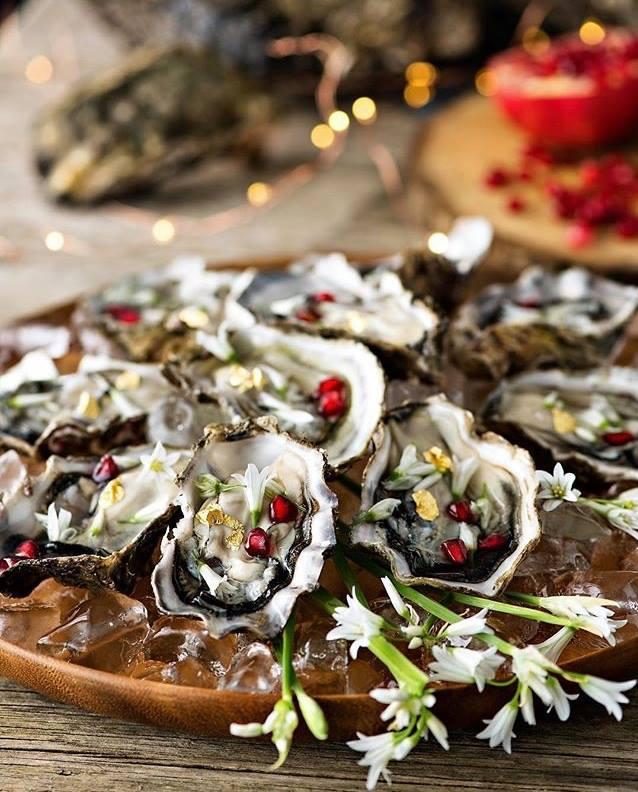 Black Shag Oysters