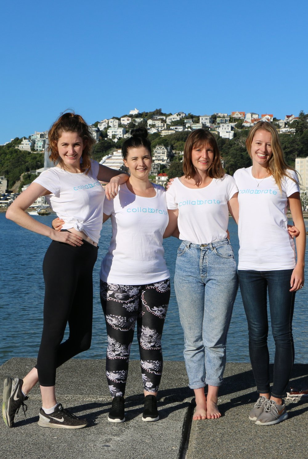 The team - Keeping the app and collaboration humming is a volunteer powered team based all over New Zealand.