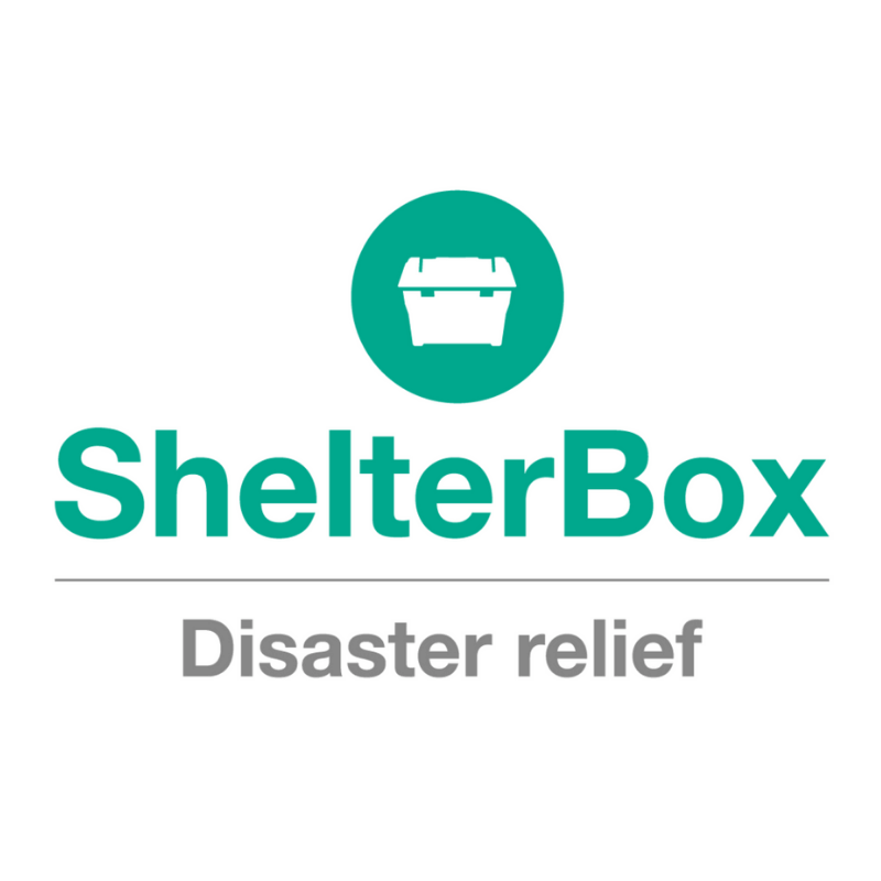 About - Shelterbox is an international disaster relief charity that provides temporary shelter and life saving supplies to families displaced due to natural disaster or conflicts.