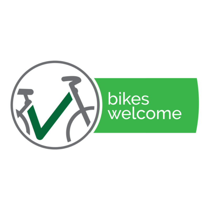 About - Promote everyday bike use via bike parking and bike friendly business for a healthier, greener and more connected community.