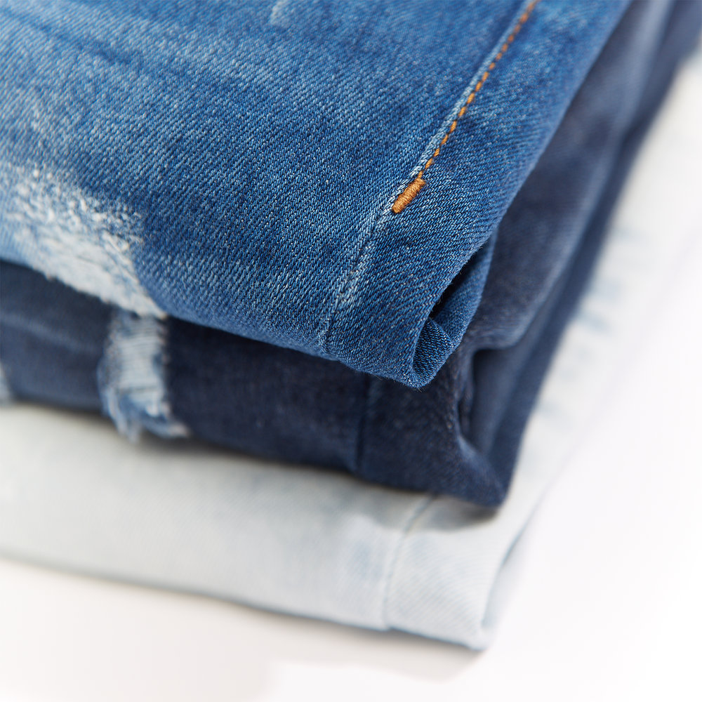 Denim Experts - Team of highly knowledgeable and passionate denim expert with over 30 years combined experience in fabric and washes.