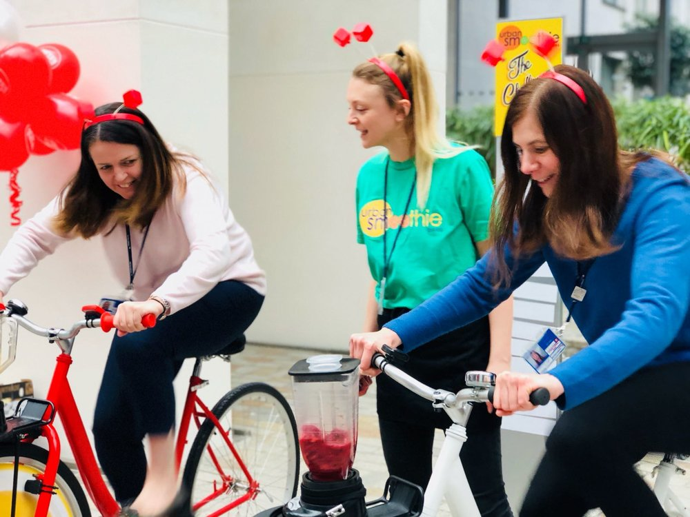 Smoothie Bike Event Package