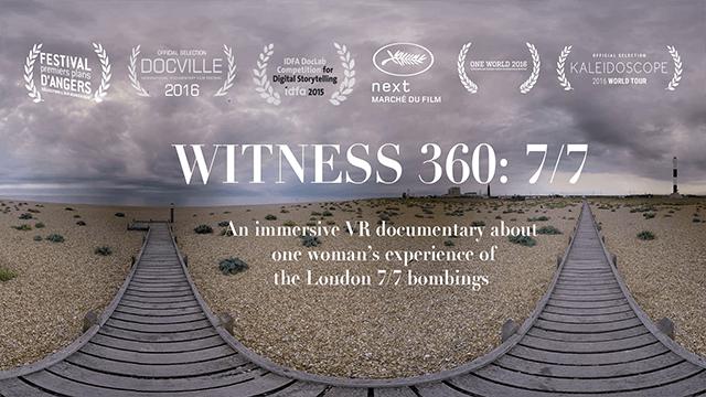 WITNESS 360: 7/7