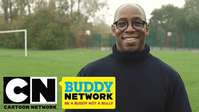 BE A BUDDY NOT A BULLY (FEAT. IAN WRIGHT)