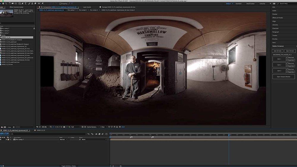 East City Films 360 Video Post Production