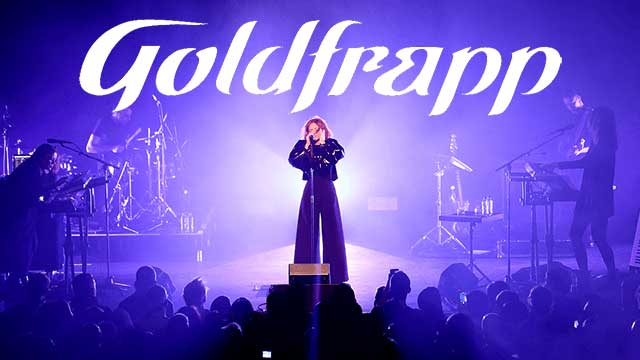 GOLDFRAPP / AMERICAN EXPRESS