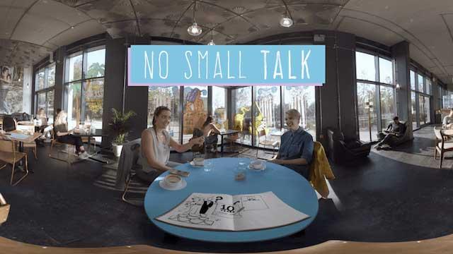 BBC NO SMALL TALK