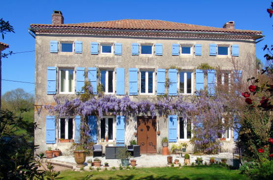French Country Manor House For Sale