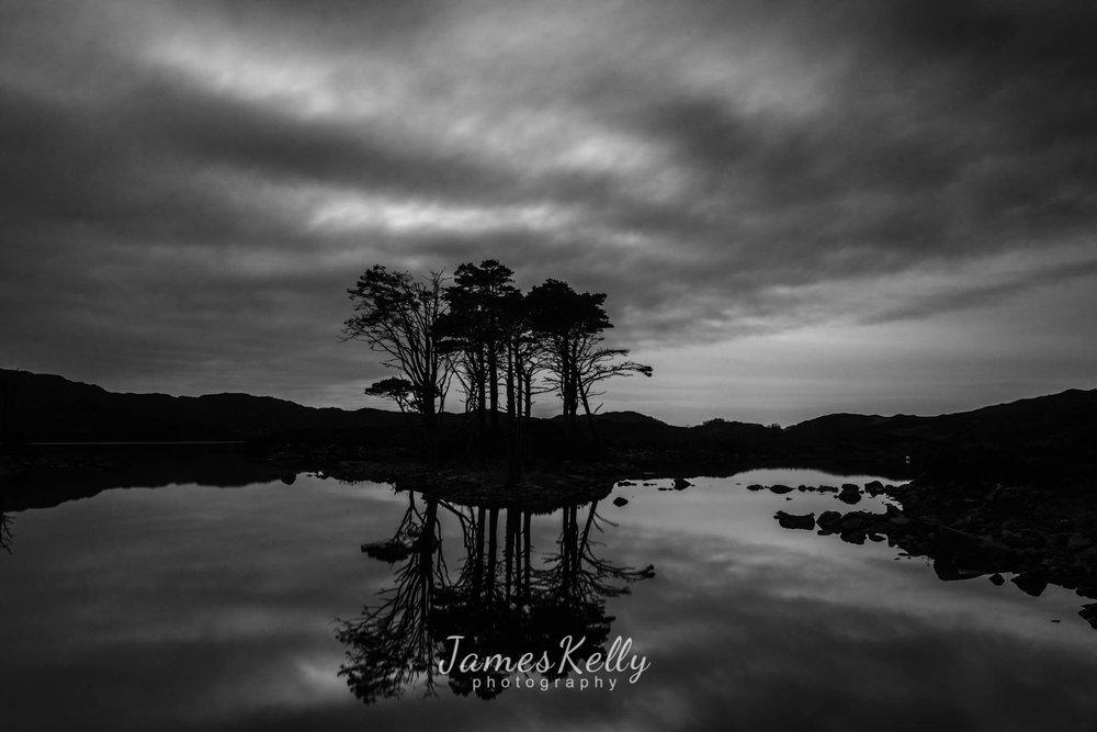 Loch Assynt Reflections