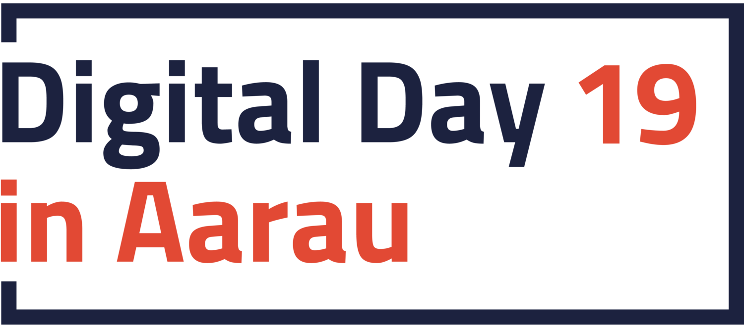 Digital Day Aarau 2019