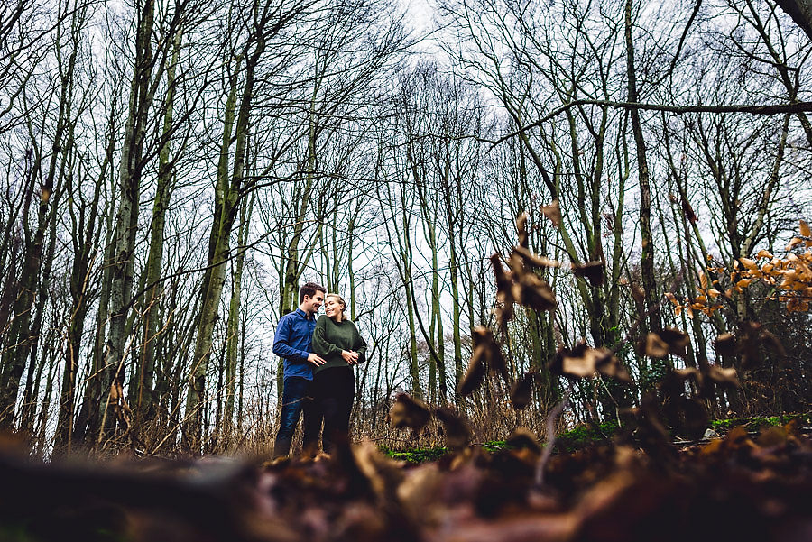 bryllupsfotograf stavanger forlovelsesbilder ved mosvannet