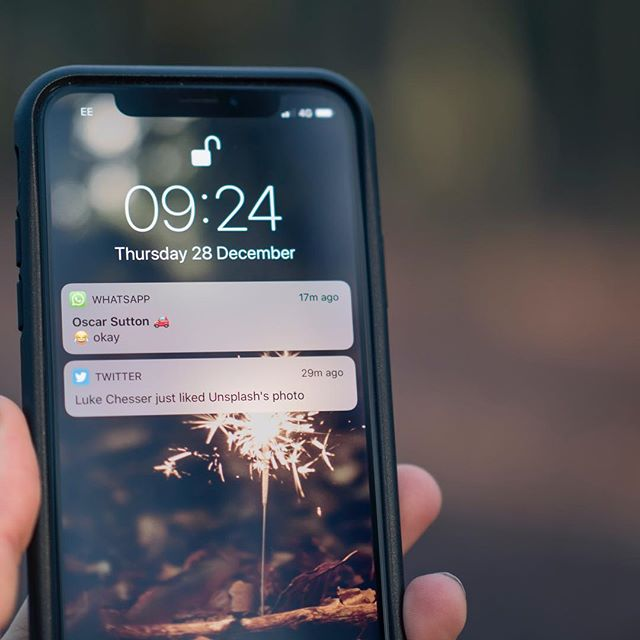 ⬆️ Link in Bio ⬆️ One of my goals for 2019 is to be less obsessive over my phone notifications. I've started by completely separating out my personal and work lives on my devices, which helps reduce stress and maintain a good work/life balance. Check out my tips on how to manage phone notifications: . . . . #Notifications #Technology #Tech #Smartphone #TechBlog #TechnologyBlog #Blog #Blogger #Apple #DoNotDisturb #WorkLife #WorkLifeBalance #Blogging #HowTo