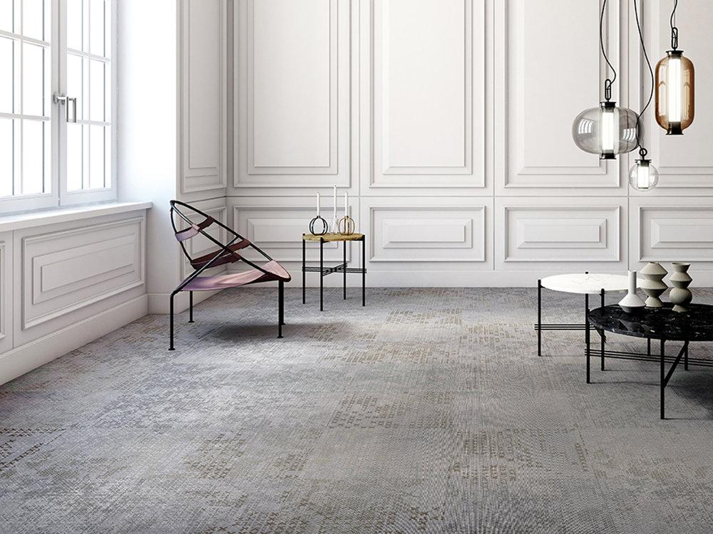 object carpet -
