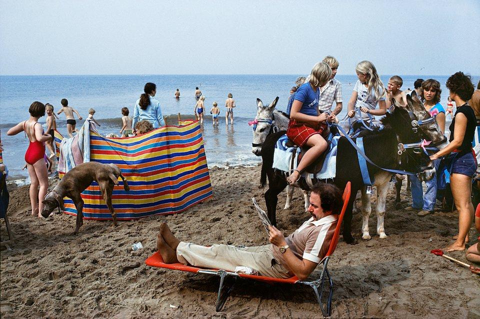 Blackpool, 1982 by Chris Steele-Perkins