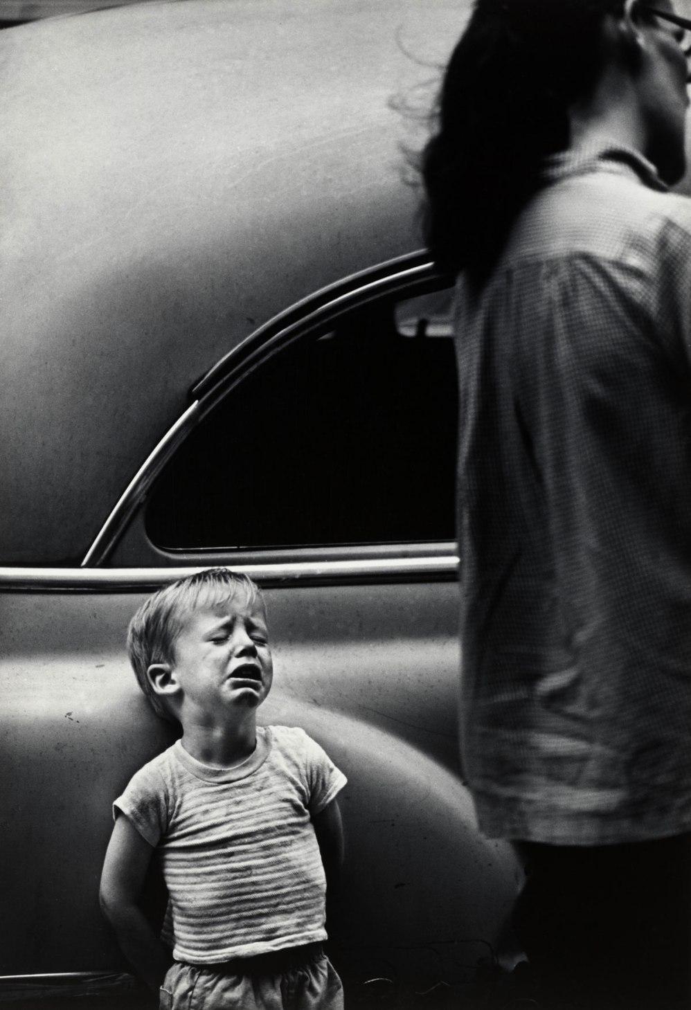 NYC 1962, David Heath