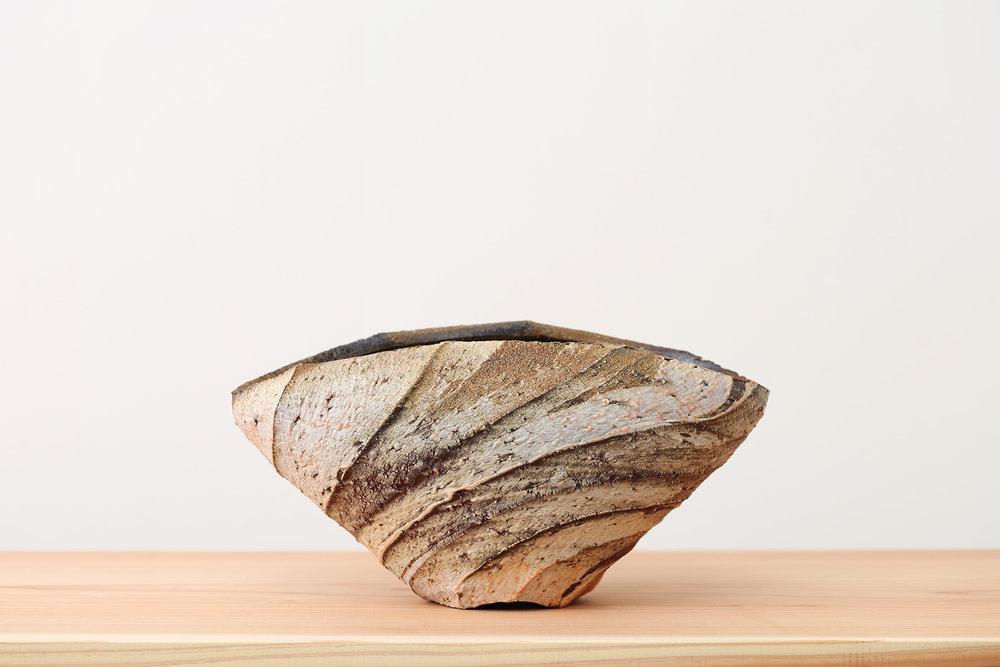 螺法鉢 Rahou-ki 備前 Bizen, 2015
