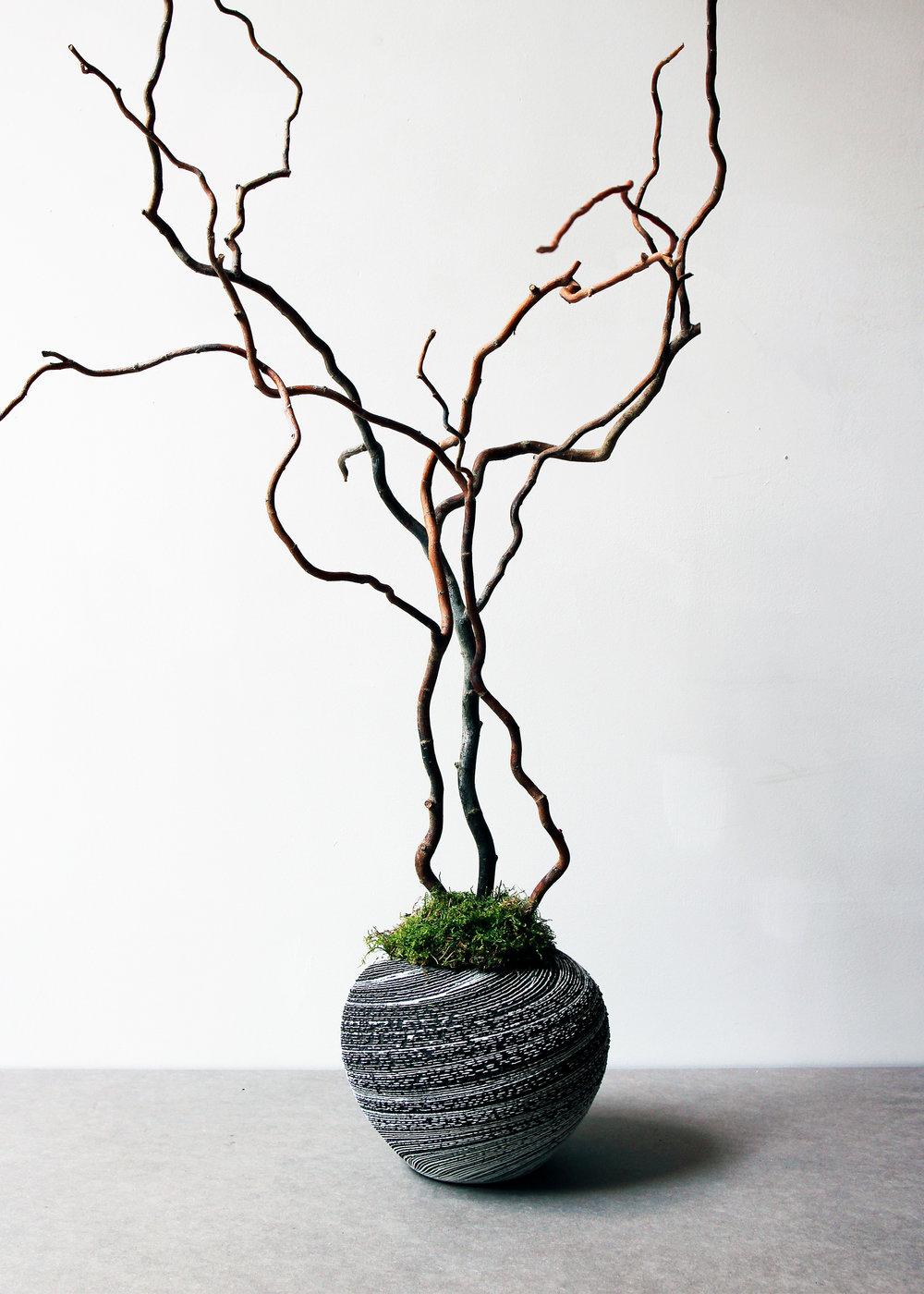 Spiral Vase  英国 UK, 2017