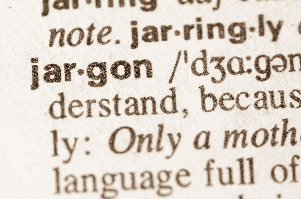 - Stop Focusing On Meaningless Jargon
