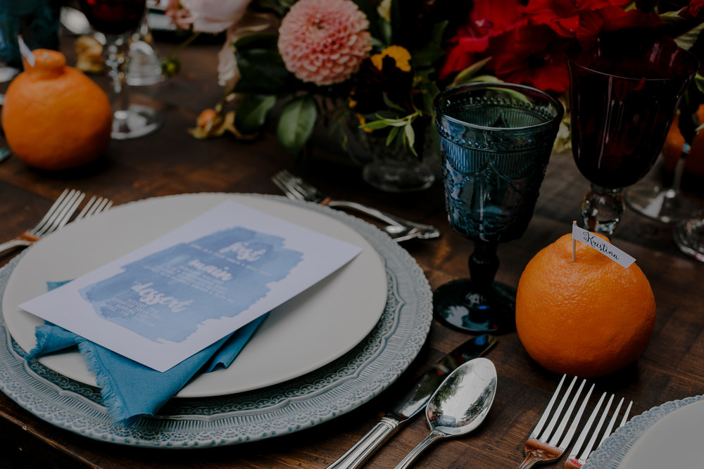MEXICAN INSPIRED STYLED SHOOT