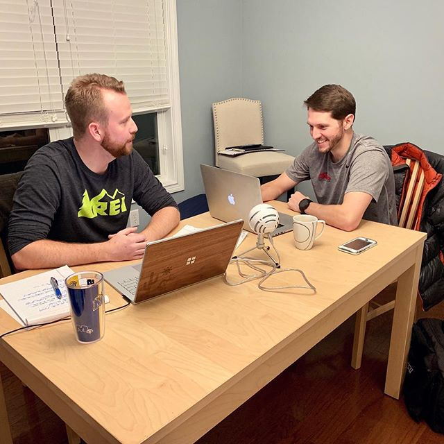 Top 5 tips to get the most of your experience at a NIRSA conference is live! Click the link in our bio or check iTunes to listen in.  #campusrec #campusrecpodcast #nirsa #nirsa2019 #nirsastudents #podcast