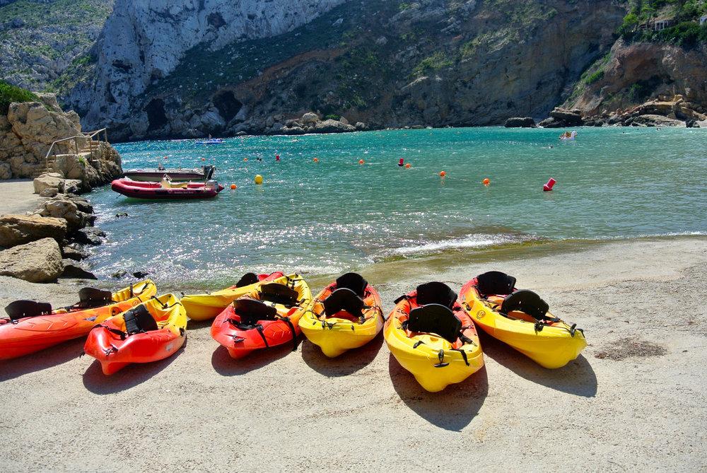 Granadella Rafts.jpg