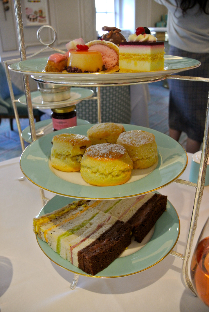 Fortnum and Mason Afternoon Tea tiered Cake.jpg