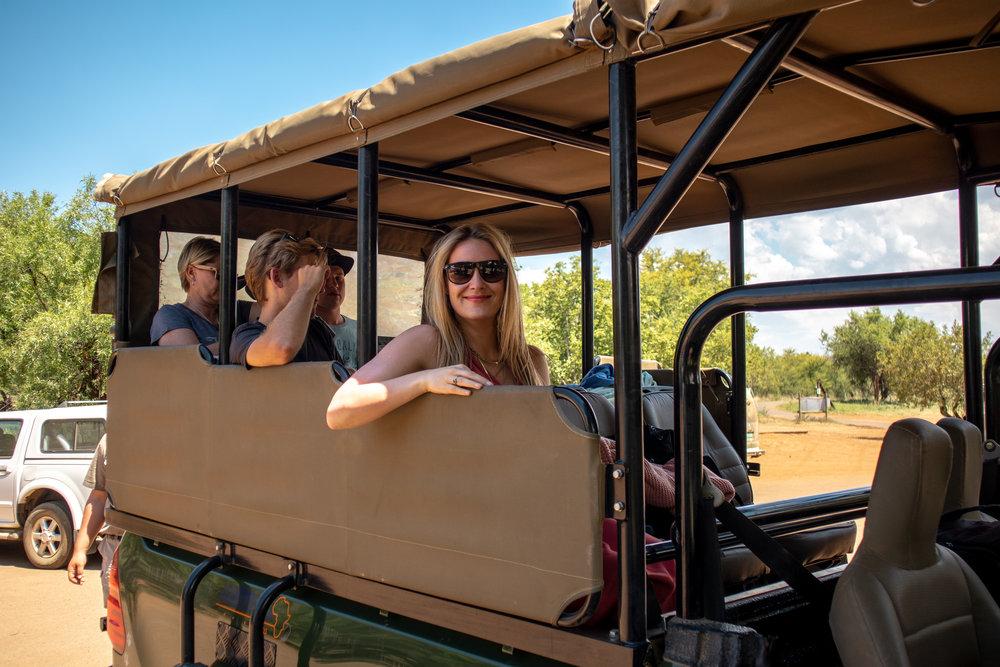 Lady Leopard Safari Jeep Pilanesberg.jpg