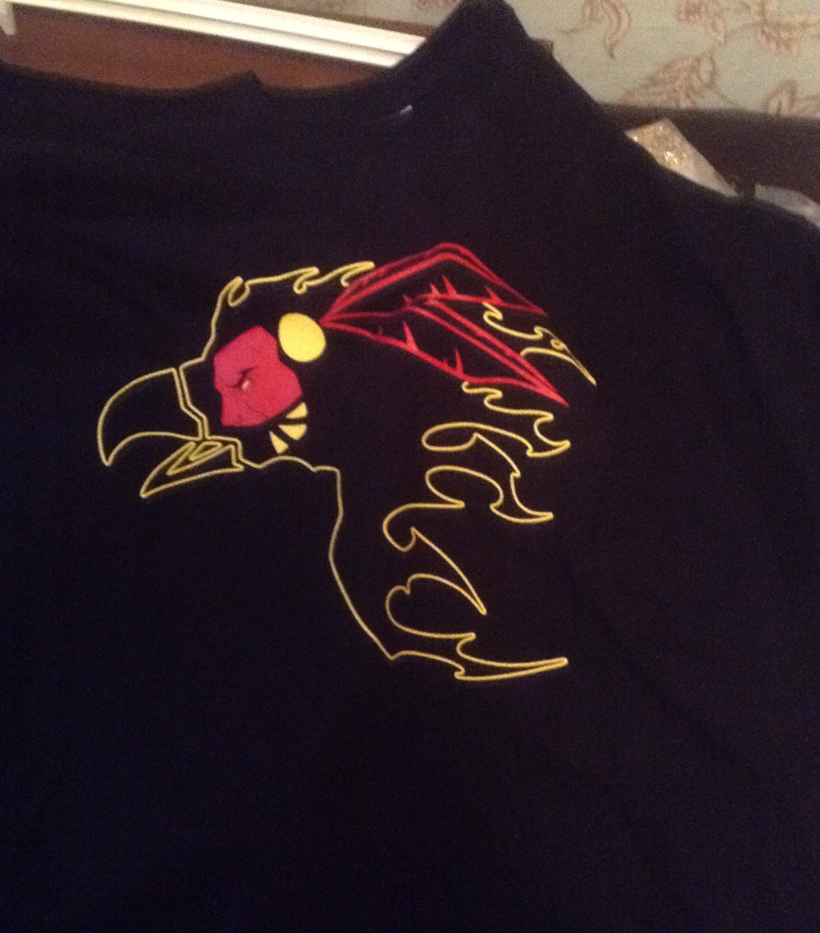 str8-up t-shirt