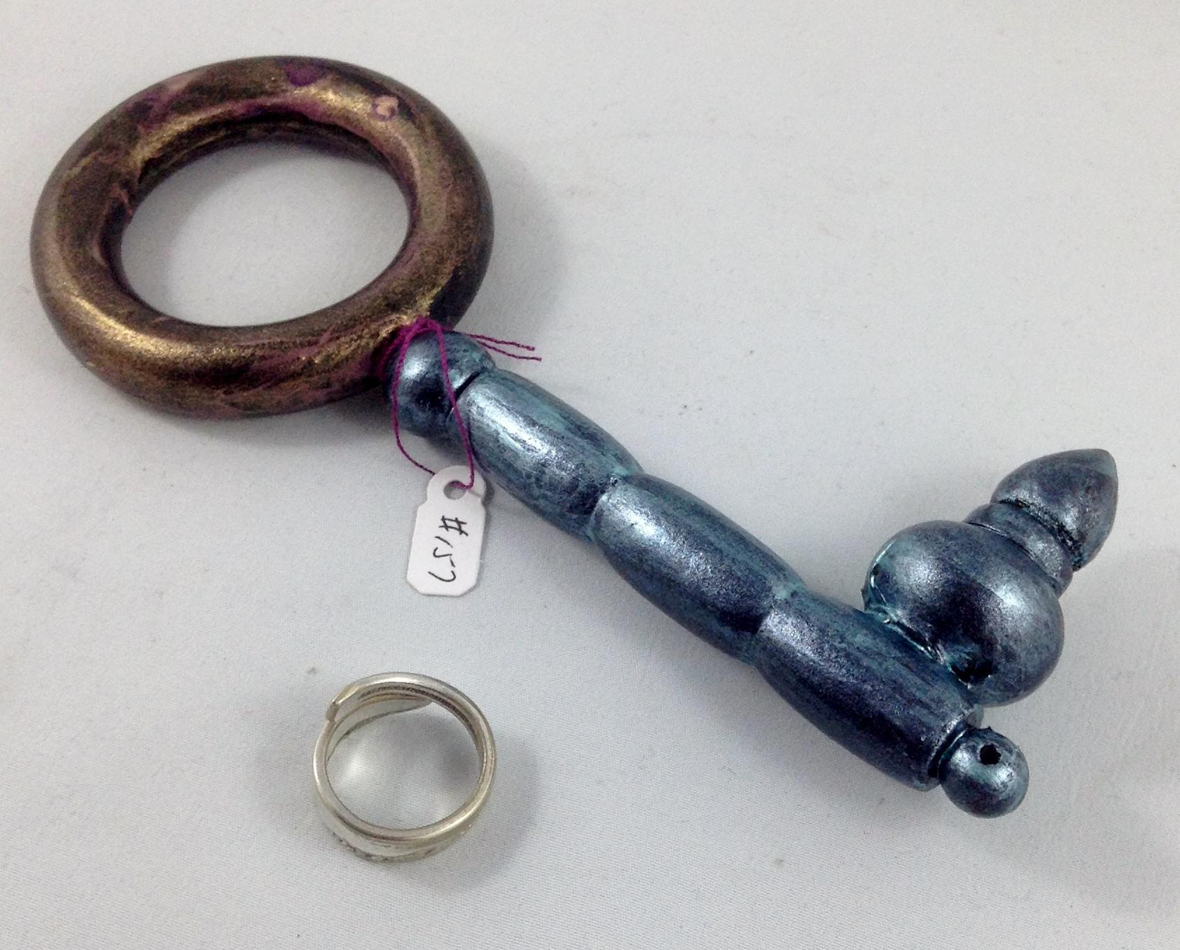Key 157