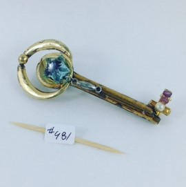 Key 481 one side