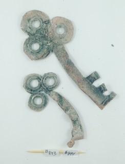 Keys 843 & 844