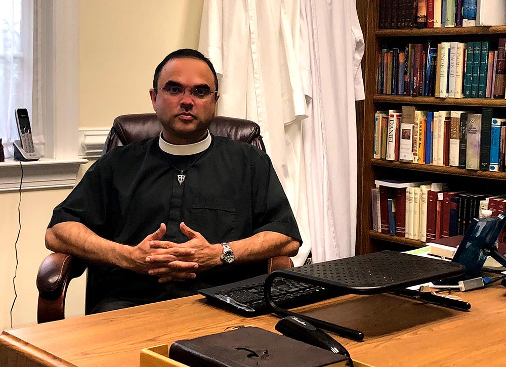 Pastor Gregory J. Cumbee -