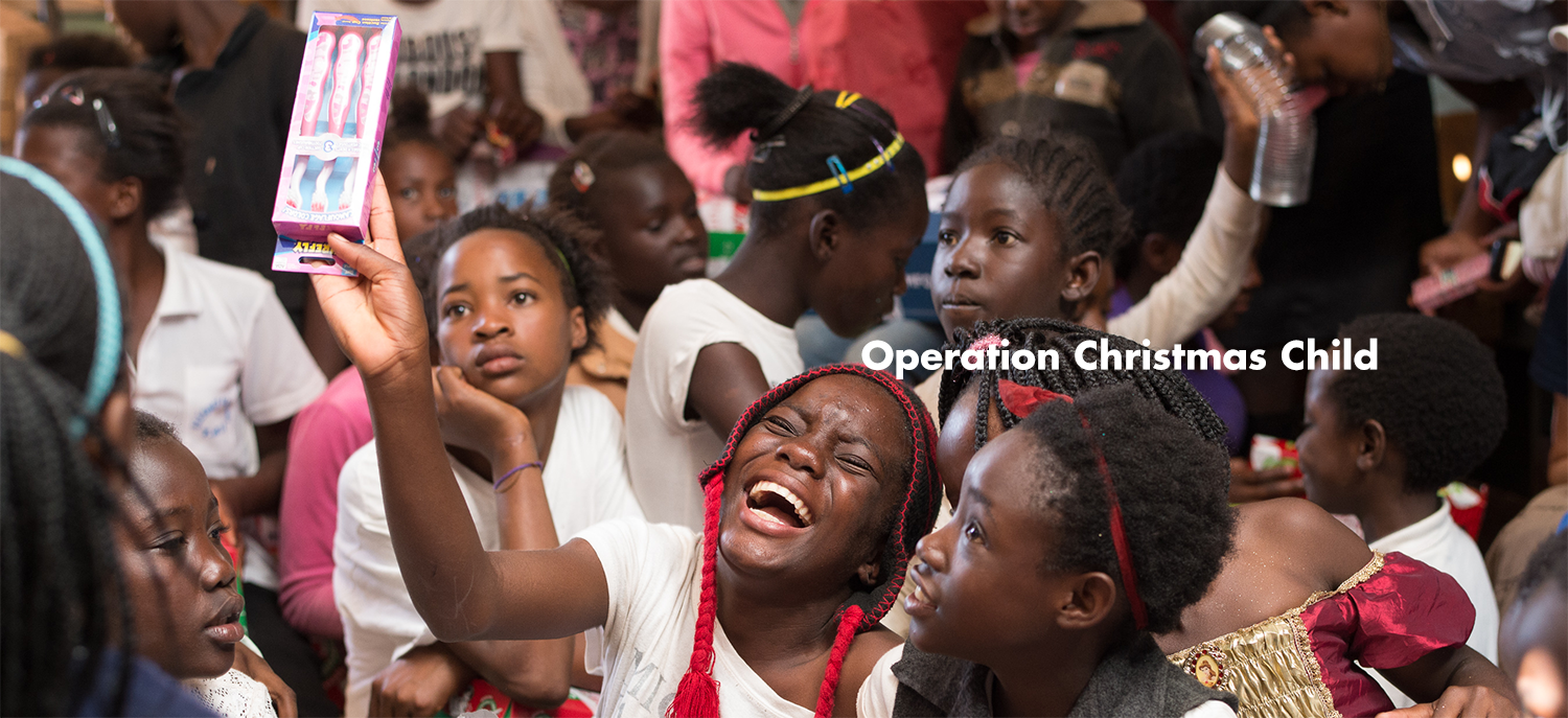 Christmas Operation Child.Operation Christmas Child Our Savior Lutheran Church