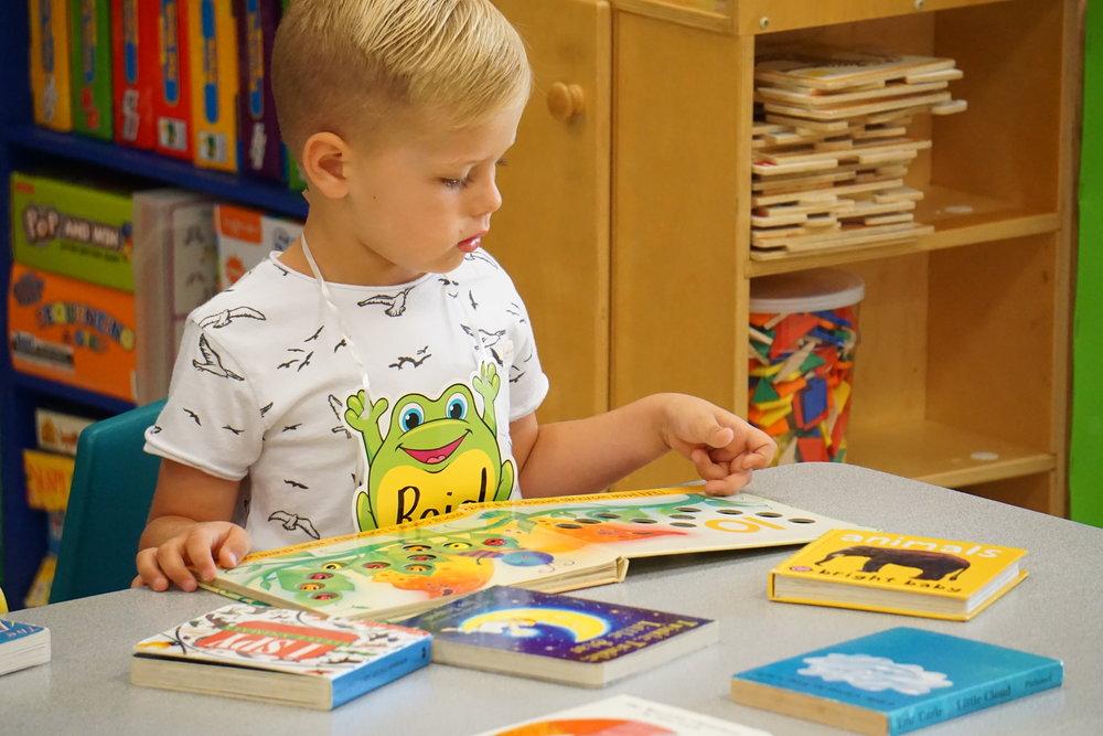 Pre-Kindergarten -